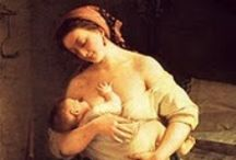 Breastfeeding Art / The natural act of breastfeeding has long been on planet Earth, and these amazing works of art remind us each and every day that there is nothing better and more beautiful than a mother and her baby getting into perfect synchrony with each other...