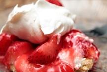 crumbles, crisps, and cobblers / Fruity treats / by Julie Slagle