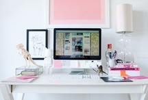 Home office / by Flower