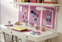 Craft Rooms and work spaces
