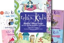 Kids - relaxed and calm / by Leash Edwards