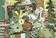 TimberScraps / Digital Scrapbooking freebies and fun stuff! / by Melissa Urry Ash