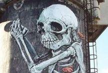 Amazing Graffiti / by Chandra Summers