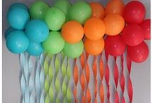 Party Planning - Decor / Make a statement for less
