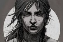 Tomb Raider / by Chandra Summers