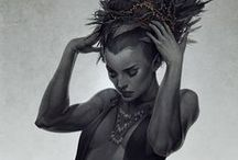 Alluring Art / by Chandra Summers