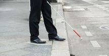 Blind Etiquette / This Board is to embrace the Etiquette surrounding vision loss.