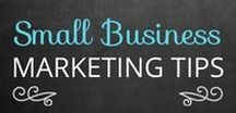 Small Business Marketing Tips / Marketing tips | Small business strategies | Social Media ideas | Add your pins about small business marketing tips here! 3 pins per day limit. Thanks!