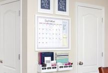 Home Decor & Organization / Check out these fantastic ideas for decorating and organizing your home -- no matter how small a space you have!