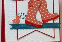 Paper crafting  / Anything Stampin' Up!, Rubber Stamping ideas, products, Anything made from paper.  / by Pamela Smith