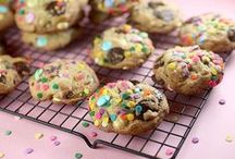 A Spotlight - Cookies/Bars / by Kay | Cooking with K