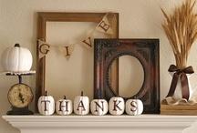 {HOLIDAY} Thanksgiving