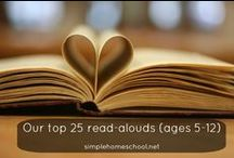 Things to Read or Re-Read / by Pamela Thompson