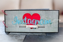 Creative Inspiration / Pins that inspire me and get my creative juices flowing! / by fancyMelissa Scrapbooks
