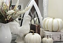 Autumn / by Ticking and Toile