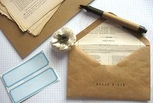 Wrappings / by Ticking and Toile