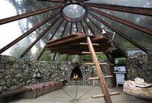 interiors//dream cabin / by Janelle Pietrzak