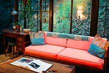 interiors//spaces / by Janelle Pietrzak