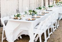 Weddings / by Ticking and Toile