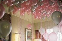 Birthday Party ideas / by Ticking and Toile