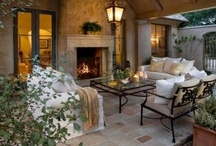 {Home} Yards, Fire Pits, Patios & Porches