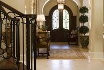 {HOME} Halls & Entry Ways