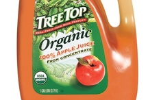 Organics & Functional Beverage / Organic products and other beverages that support good health such as those with added fiber. / by Tree Top