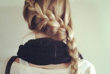 {Hair} Style. / by Beth & Laura
