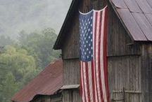 U.S.A / by Jolene Johnson