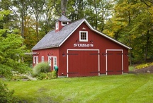 House in a Barn