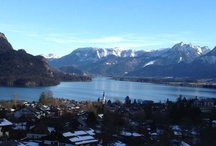 Slow Winter Holidays in Austria by Train / Inntravel offer a fabulous slow winter holiday to Fuschl am See in Austria where you can snow shoe or cross country ski all reachable by train.