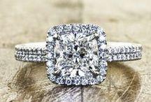 Wedding hair & rings <3 / by Adrienne Massey (Williams)