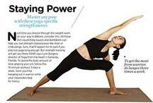 Yoga / by Adrienne Massey (Williams)