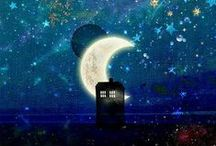 The Doctor Is In  / #DrWho #DoctorWho / by Gina ♊
