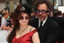 Tim&Helena <3 / A board dedicated to the dark, twisted, nightmarish mind of Tim Burton and his beautiful, equally weird partner Helena Bonham Carter. As individuals, they're crazy talented....together, they are unstoppable!