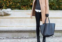 Style your Basics / Mix up basic pieces for effortless style  / by Jessica Shelton