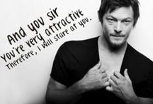 Norman Reedus  / Because he should have his own board <3