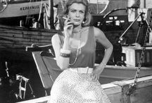 Melina Mercouri  / One of a kind.