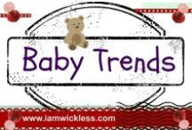 BABY: Baby Trends / All things for baby! Nursery, toys, clothes, development, must haves, and trends.