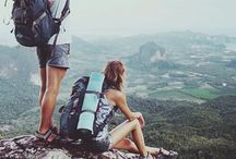 Bucket List - Hiking !!! / by Lindsey Angel