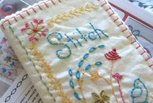 CRAFT: Needlework / Embroidery and needlework tips and ideas. Stitches, red work, pattern ideas, and stitch tutorials.
