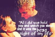 I am the thing that monsters have nightmares about / Spuffy shipper