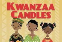 HOLIDAY: Kwanza / This Pinterest board offers ideas and tips for fun crafts, history, and stories about Kwanza.