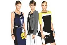 Sports Inspire / Navy Blue, Yellow, Black and White