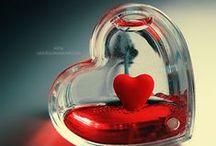 iki kalp / değerlidir kalp