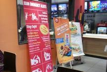 Personal Safety Awareness Drive - Free service offered to McDonald's customers