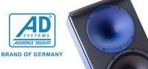 Audience Delight   The Ultimate Sound From GERMANY / Phan Nguyễn Audio là nhà phân phối bảo hành ủy quyền các sản phẩm thiết bị âm thanh chuyên nghiệp mang thương hiệu AD - Audience Delight đến từ ĐỨC.