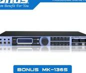 Mixer digital karaoke Bonus MK-136S