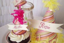 Party Decor & Favors / Party ideas / by PinkCherryMama {roberta cota-montgomery}