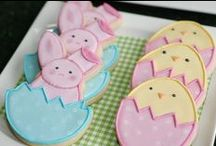 Easter Cake and Cookie Decorating Ideas